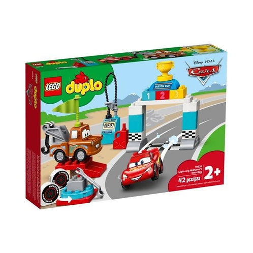 LEGO 10924 DUPLO - Lightning McQueen's Race Day