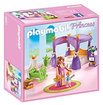 PLAYMOBIL 6851 PRINCESS - Princess Chamber with Cradle