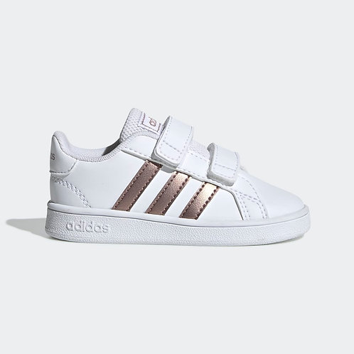 ADIDAS GRAND COURT SHOES (EF0116)