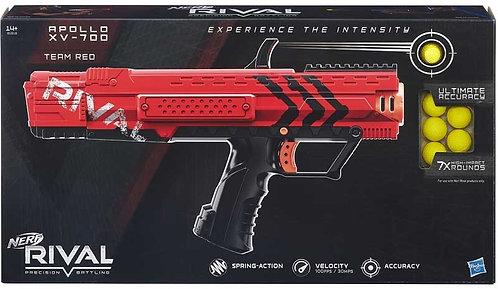 NERF RIVAL APOLLO XV-700 BLASTER RED