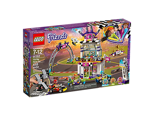 LEGO 41352 FRIENDS - The Big Race Day