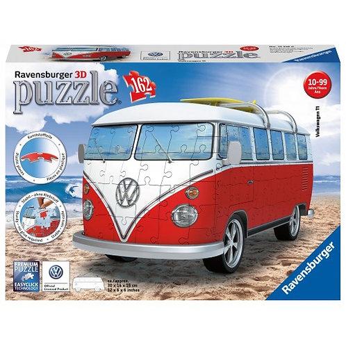 3D PUZZLE 162 PCS VW BUS T1