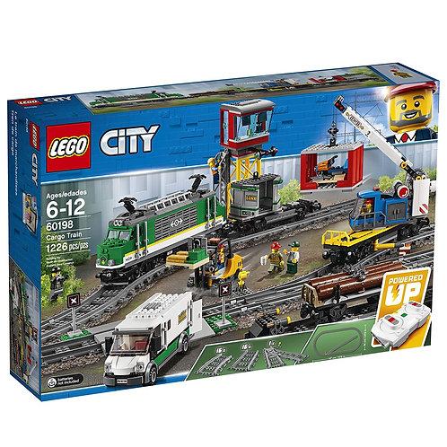 LEGO 60198 CITY - Cargo Train