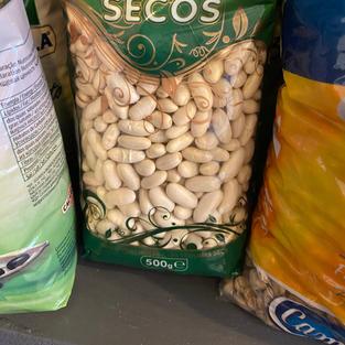 Dry White Beans