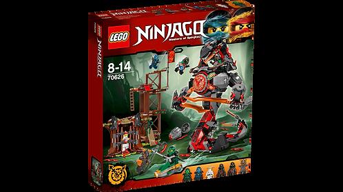 LEGO 70626 NINJAGO - Dawn of Iron Doom