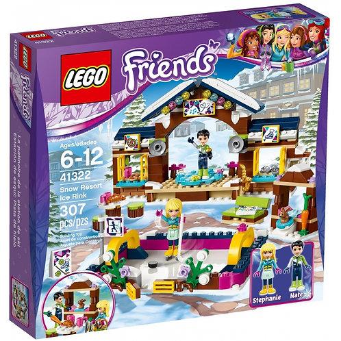 LEGO 41322 FRIENDS - Snow Resort Ice Rink