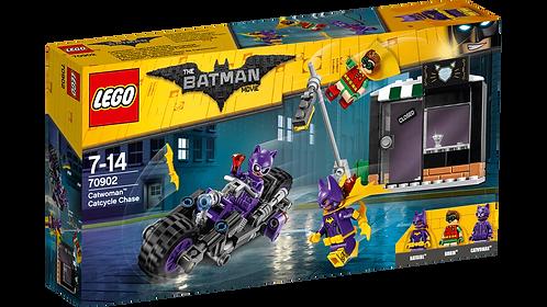 LEGO 70902 BATMAN - Catwoman Catcycle Chase