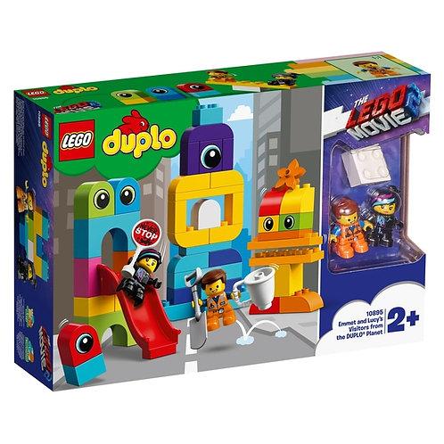 LEGO 10895 DUPLO - Emmet & Lucy's Visitors