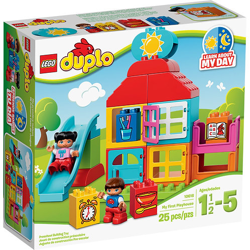 LEGO 10616 DUPLO - My First Playhouse