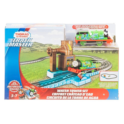 FISHER-PRICE THOMAS WATER TOWER SET (FXX64)