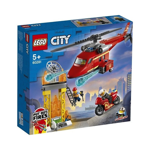 LEGO 60281 CITY - Fire Rescue Helicopter