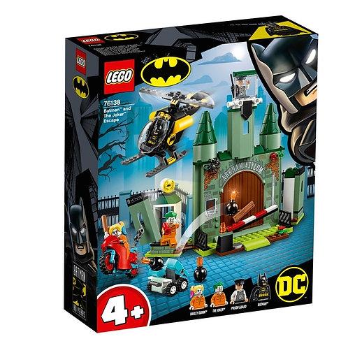 LEGO 76138 BATMAN - Batman™ and The Joker™ Escape