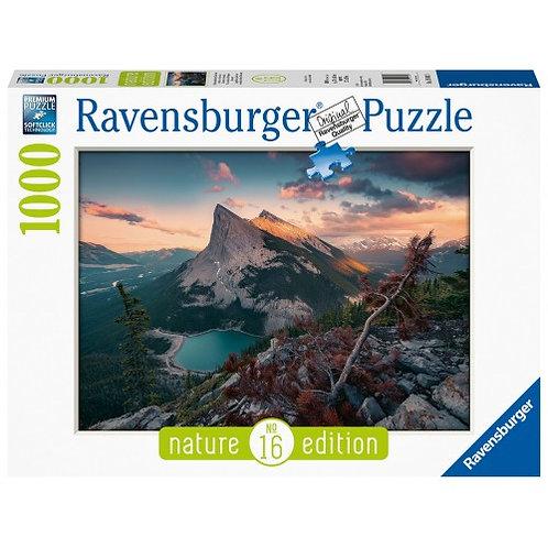 RAVENSBURGER PUZZLE 1000 PCS WILD NATURE