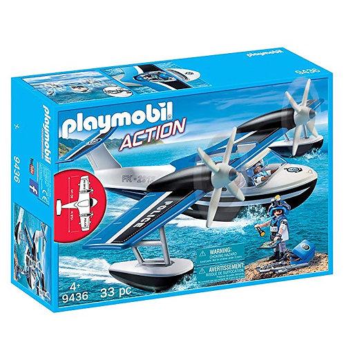 PLAYMOBIL 9436 ACTION - Police Seaplane