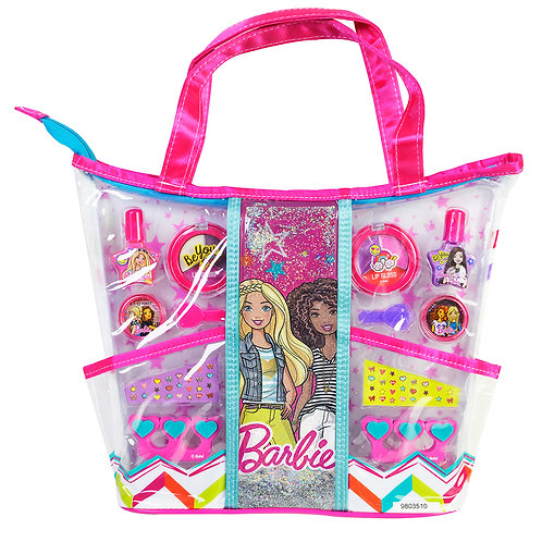 MARKWINS BARBIE EXPRESS YOURSELF! BEUTY TOTE