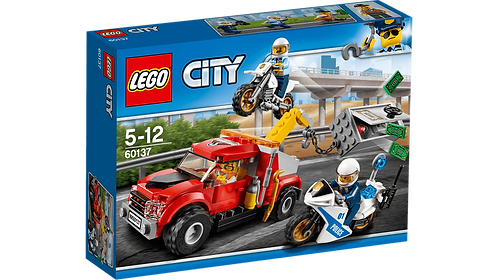 LEGO 60137 CITY - Tow Truck Trouble