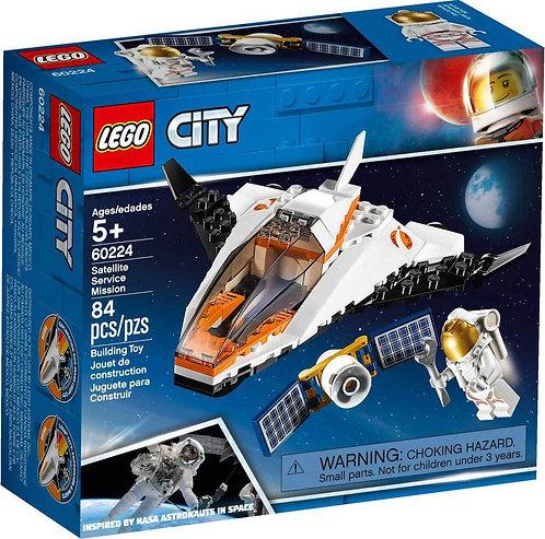LEGO 60224 CITY - Satellite Service Mission