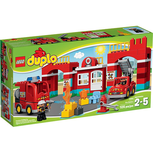 LEGO 10593 DUPLO - Fire Station