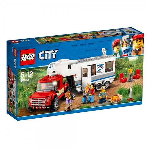 LEGO 60182 CITY - Pickup and Caravan