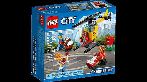 LEGO 60100 CITY - Airport Starter