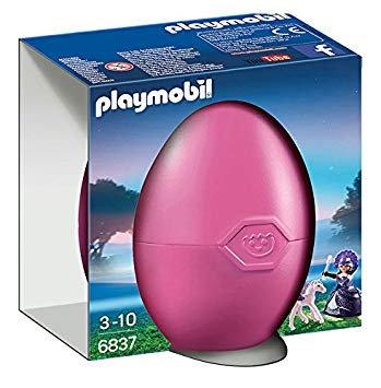 PLAYMOBIL 6837 MOONLIGHT QUEEN WITH BABY PEGASUS