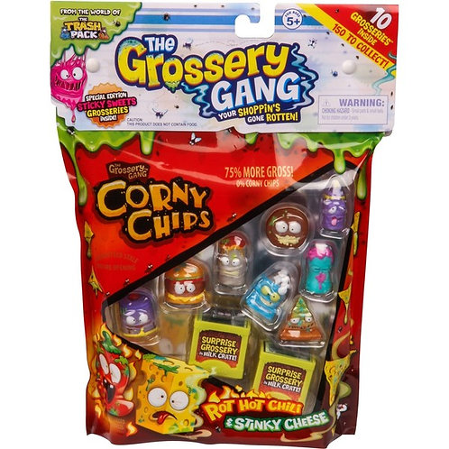 GROSSERY GANG S1 - 10 PIECES