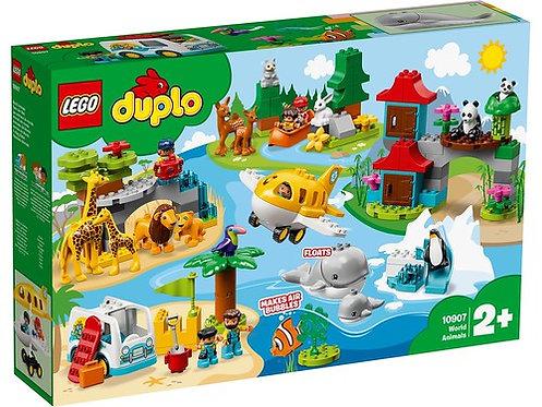 LEGO 10907 DUPLO - World Animals
