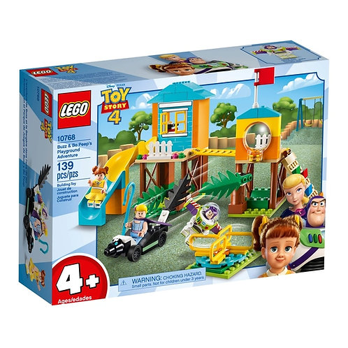 LEGO 10768 TOY STORY - Buzz & Bo Peep's Playground Adventure