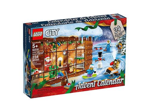 LEGO 60235 CITY - Advent Calendar