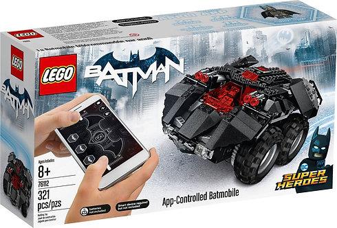 LEGO 76112 BATMAN - App-Controlled Batmobile