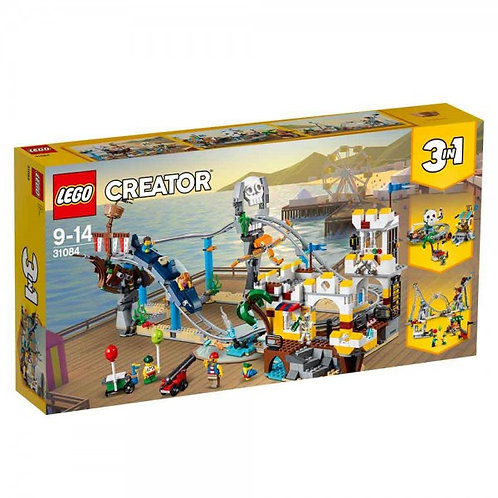 LEGO 31084 CREATOR - Pirate Roller Coaster