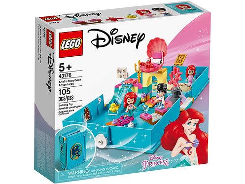LEGO 43176 DISNEY - Ariel s Storybook Adventures