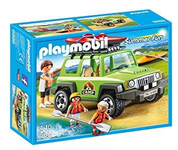 PLAYMOBIL 6889 SUMMER FUN - Off-Road SUV
