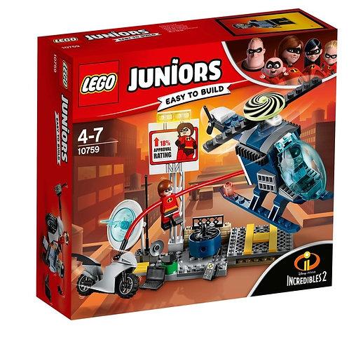 LEGO 10759 JUNIORS - Elastigirl's Rooftop Pursuit