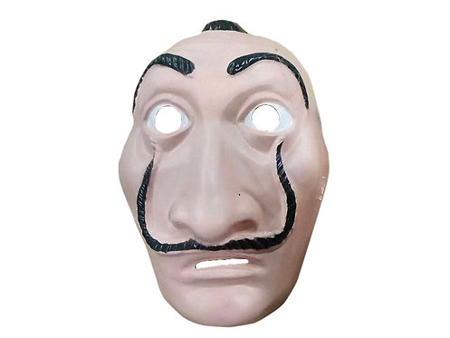 MASK WITH MOUSTACHE