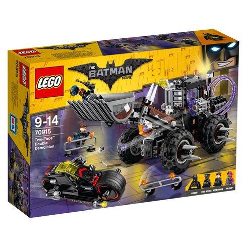 LEGO 70915 BATMAN - Two-Face Double Demolition