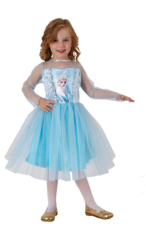 CARNIVAL COSTUME ICE PRINCESS