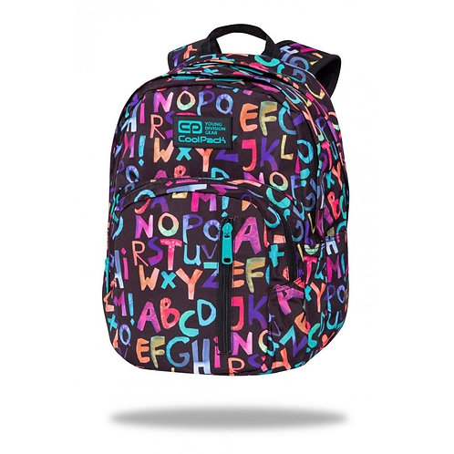 COOLPACK - DISCOVERY - BACKPACK - ALPHABET