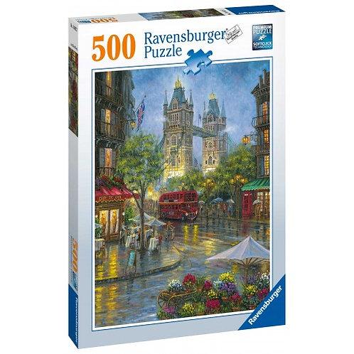 RAVENSBURGER 500 PCS PUZZLE LONDON
