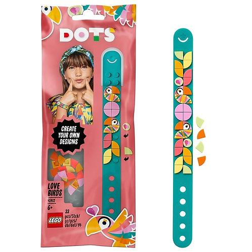 LEGO 41912 DOTS - Love Birds Bracelet