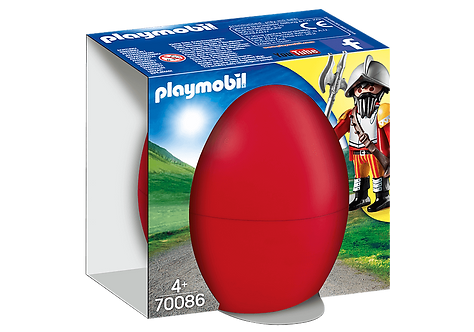 PLAYMOBIL 70086 Easter Egg - Knight with Cannon