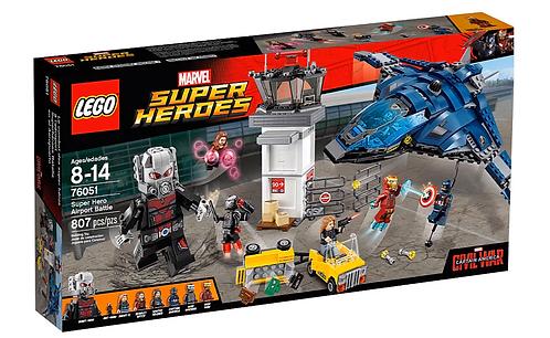 LEGO 76051 SUPER HEROES - Super Hero Airport Battle