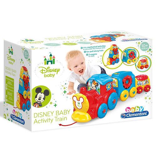 DISNEY BABY MICKEY Activity Train