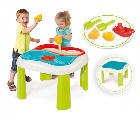 SMOBY WATER & SAND TABLE (7/840107)