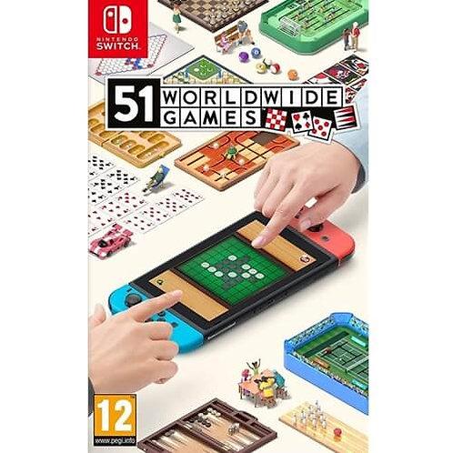 NS 51 WORLDWIDE GAMES