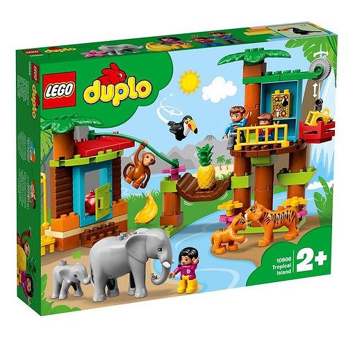 LEGO 10906 DUPLO - Tropical Island