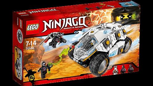 LEGO 70588 NINJAGO - Titanium Ninja Tumbler