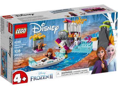 LEGO 41165 FROZEN II - Anna's Canoe Expedition