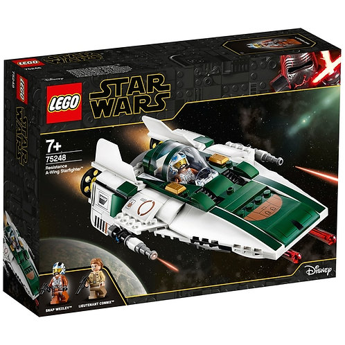 LEGO 75248 STAR WARS - Resistance A-Wing Starfighter™