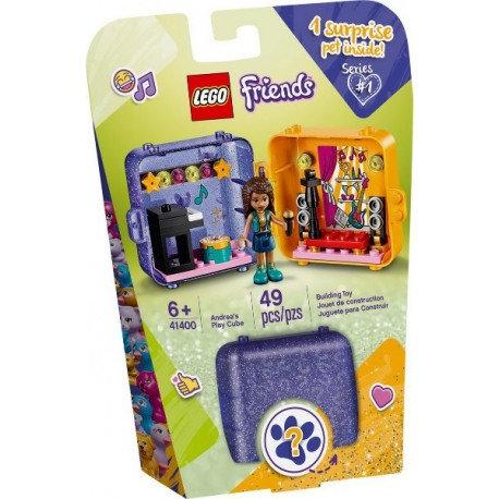 LEGO 41400 FRIENDS - Andrea's Play Cube